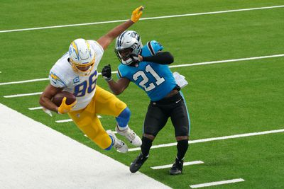 NFL: Carolina Panthers at Los Angeles Chargers