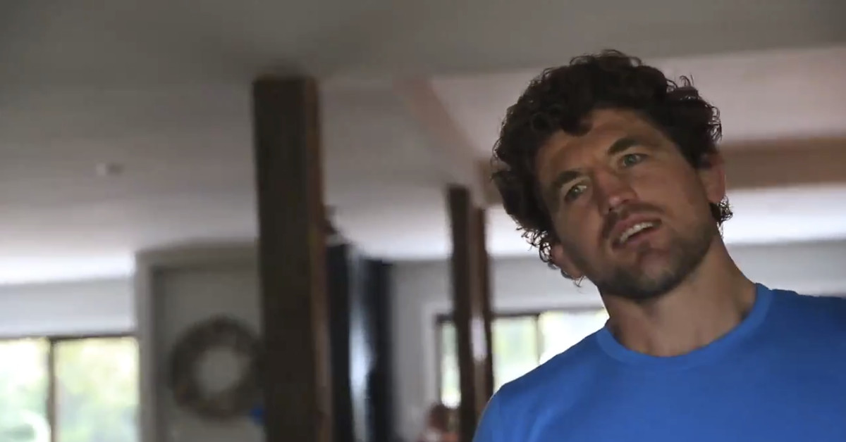 The Weekly Grind: Ben Askren and Chase Hooper create hilarious family 'home videos'