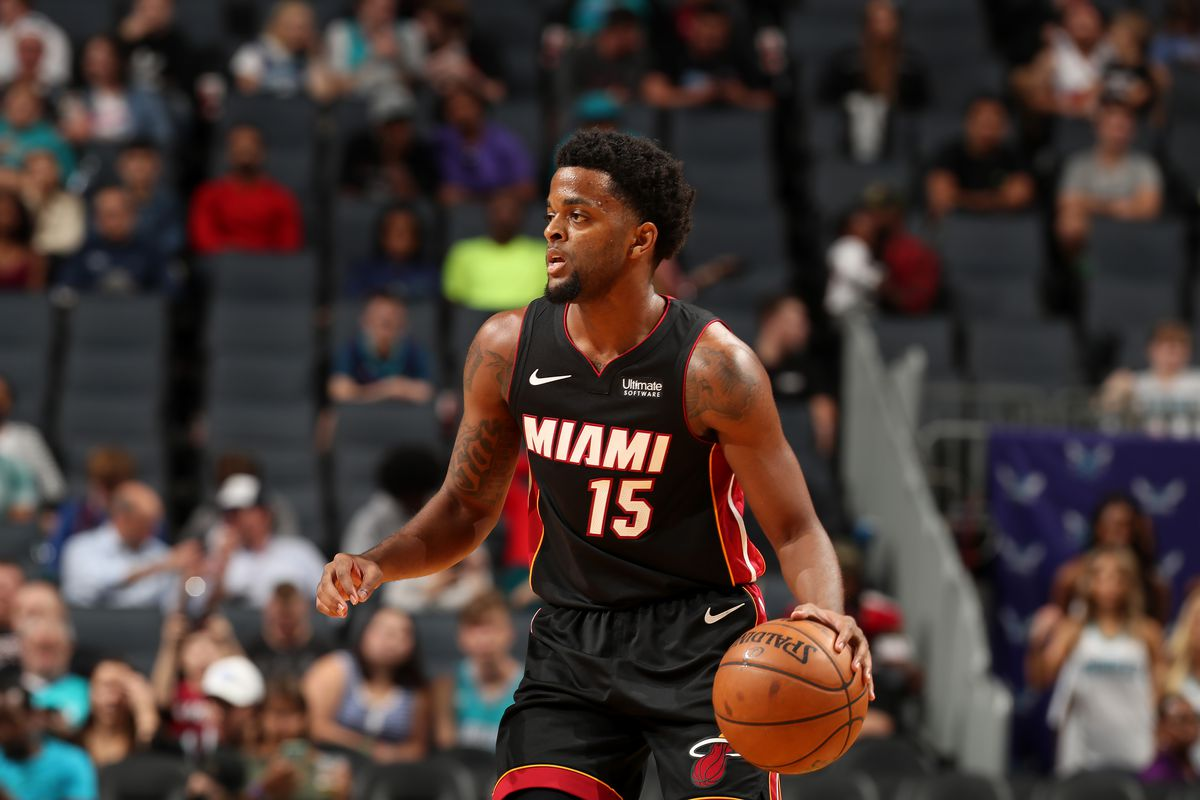 Miami Heat trim roster to 14, convert Daryl Macon to two-way contract