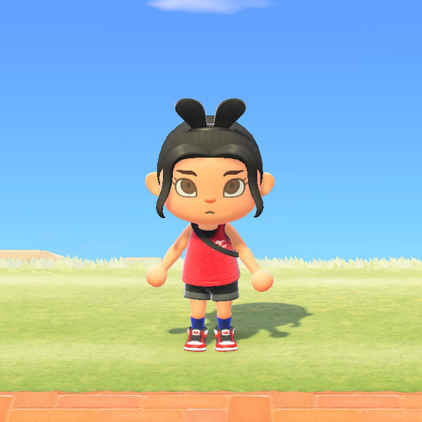 Customize Eyebrows Freckles And Birthmarks In Animal Crossing New Horizons Switch Guide Polygon