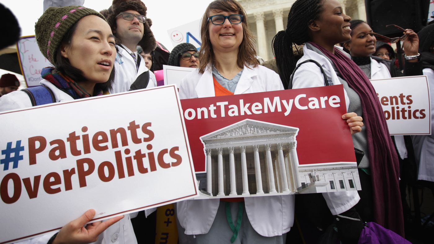 Vox Sentences: Arizona made it really hard to fix Obamacare if the Supreme Court breaks it