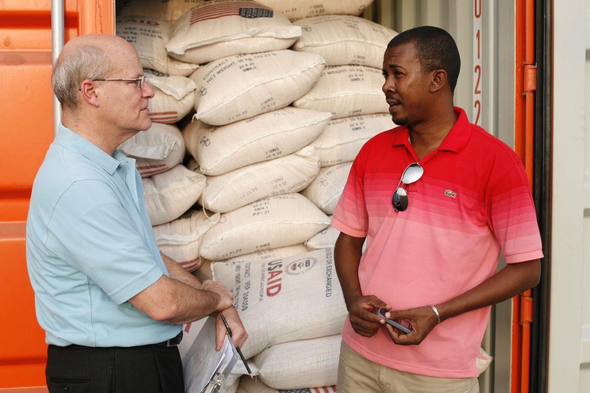 USAID food aid