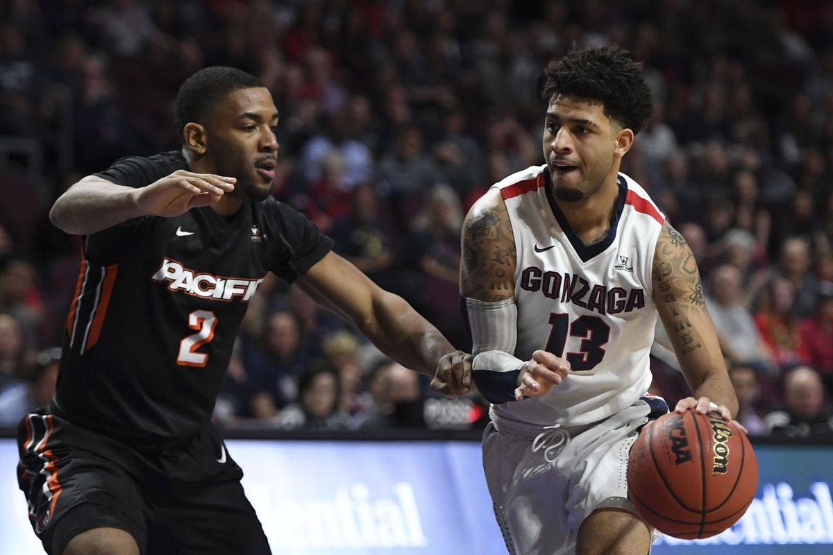 NCAA Basketball: West Coast Conference Tournament-Gonzaga vs Pacific