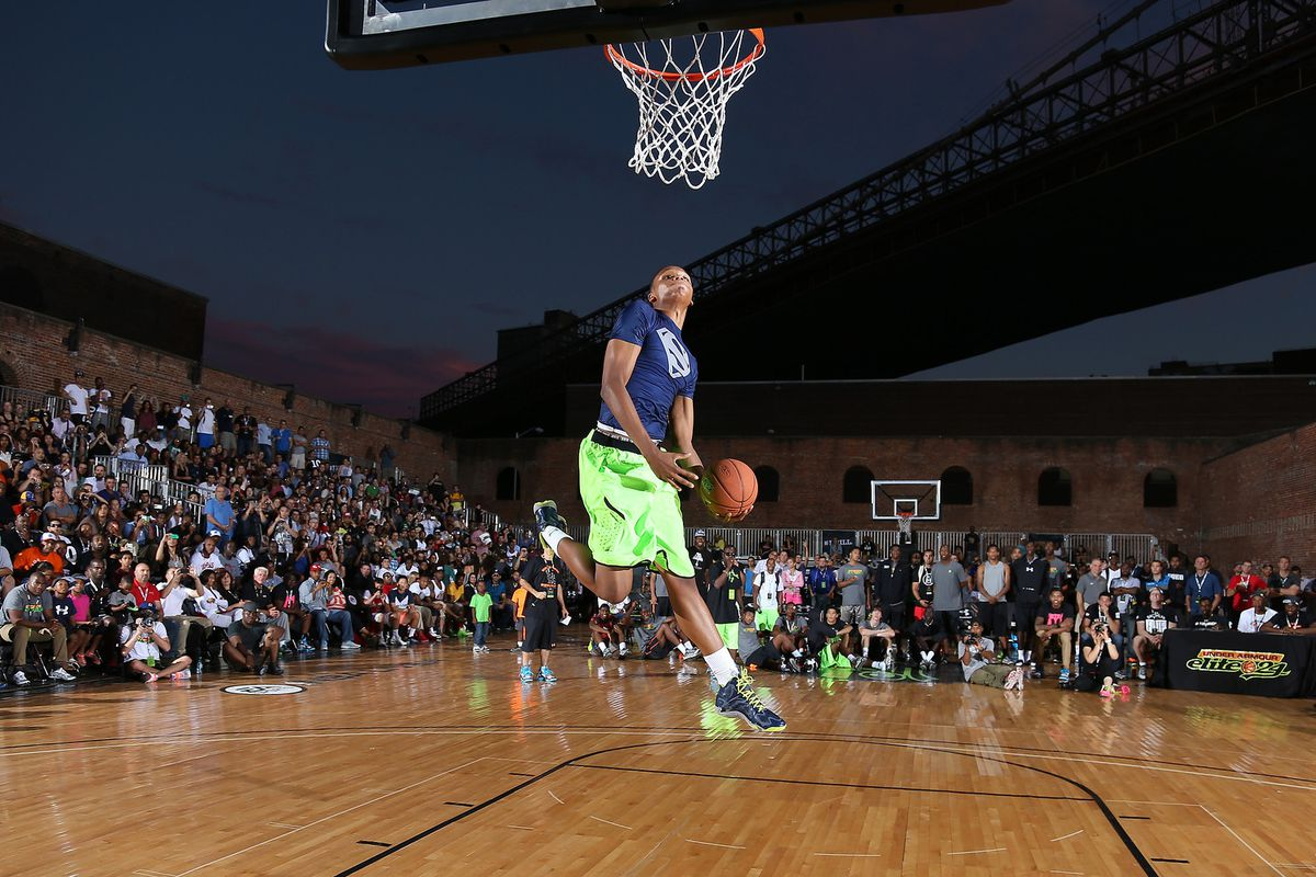 The Elite 24 draw a live crowd - and TV coverage on ESPN,