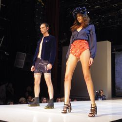 Alexander Vinash's Lana del Rey-inspired spring/summer collection