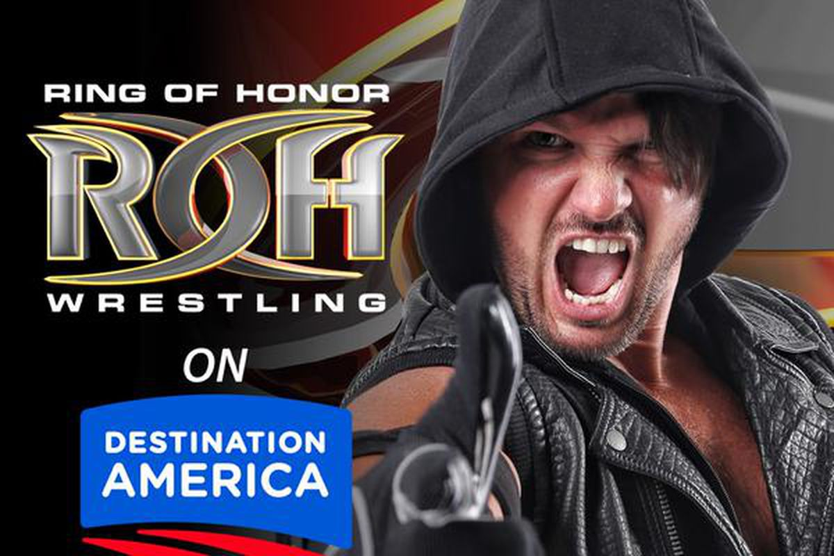 AJ Styles is coming to Destination America, but he won't be on TNA Impact.