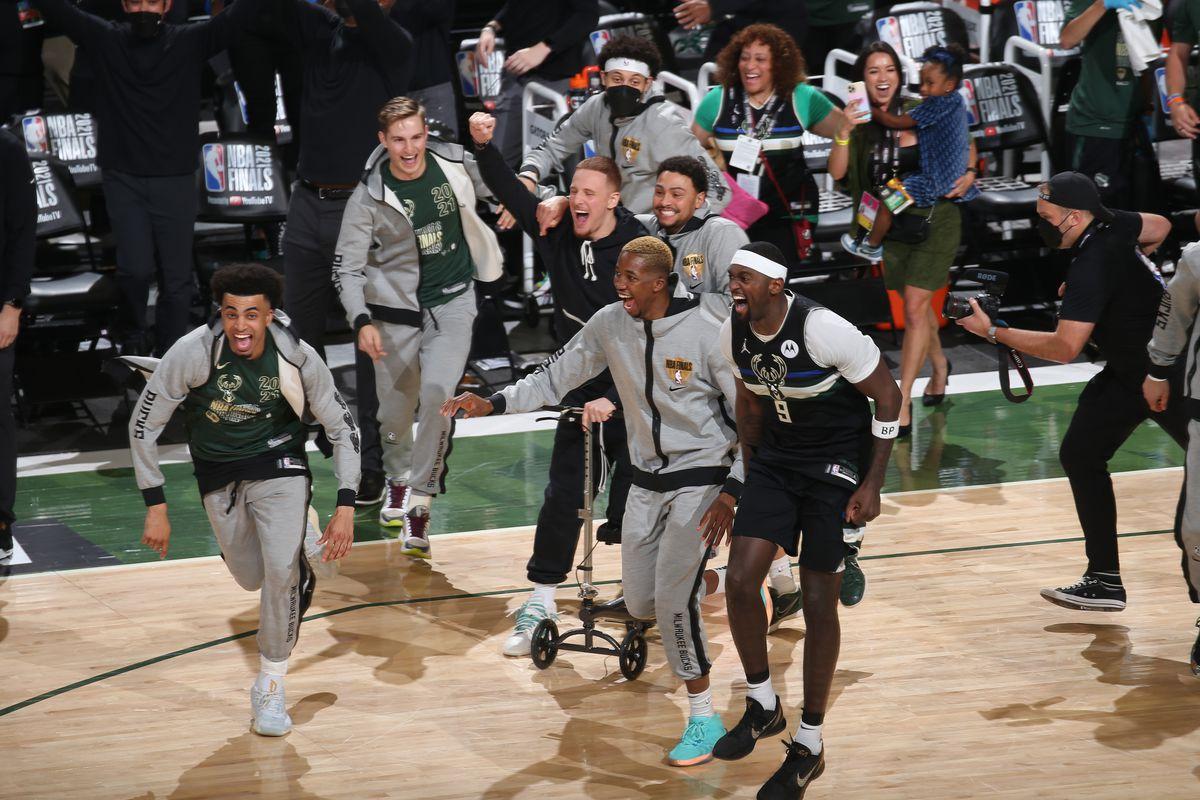 2021 NBA Finals - Phoenix Suns v Milwaukee Bucks