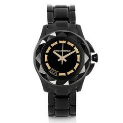"""<b>Karl Lagerfeld</b> Karl 7 stainless steel watch, $275 at <a href=""""http://www.net-a-porter.com/product/358020"""">Net-a-Porter</a>"""