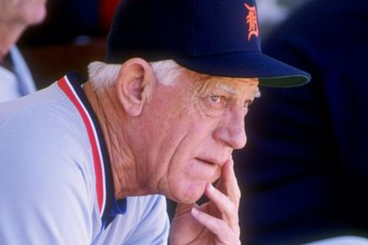 """George """"Sparky"""" Anderson"""