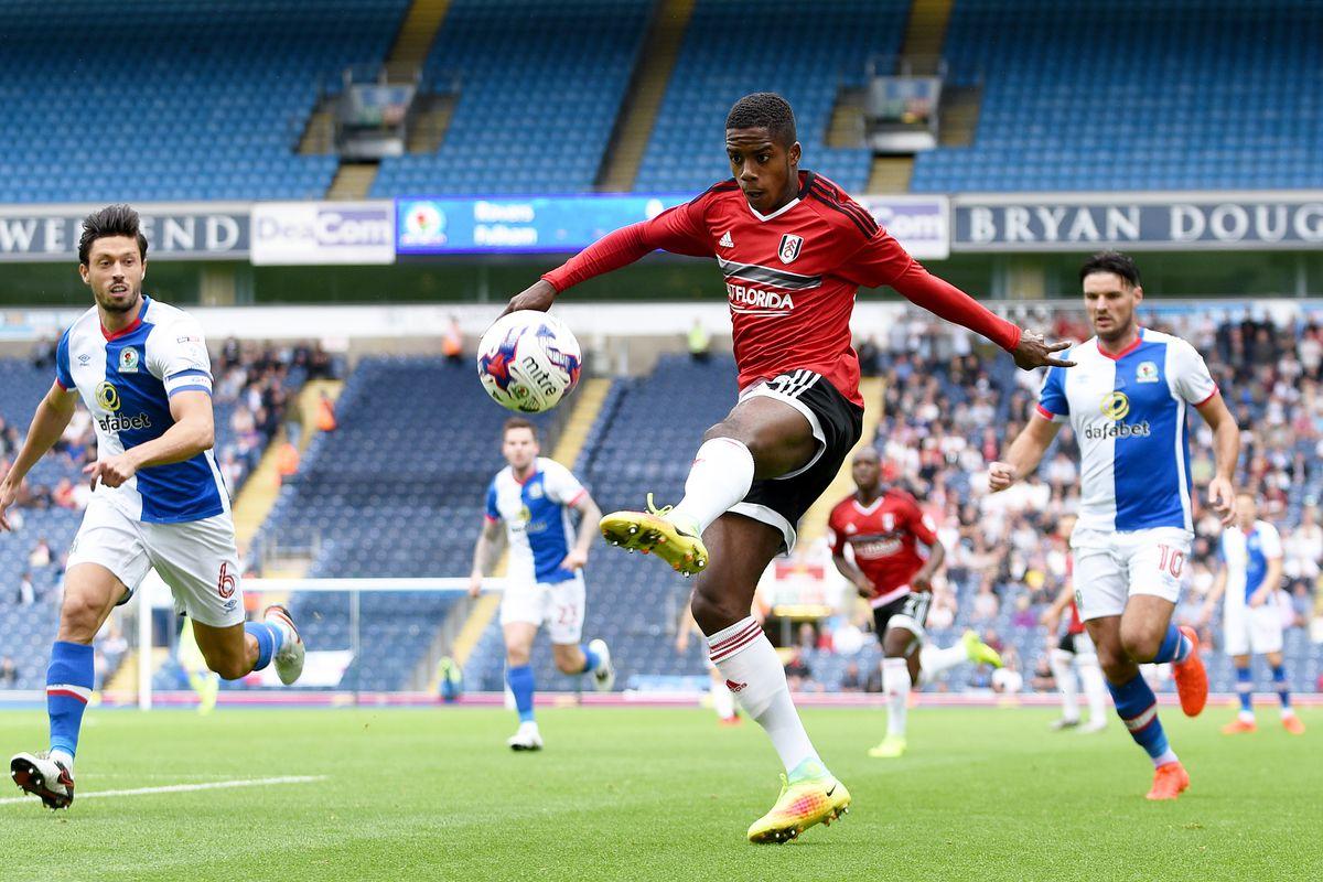 Blackburn Rovers v Fulham - Sky Bet Championship