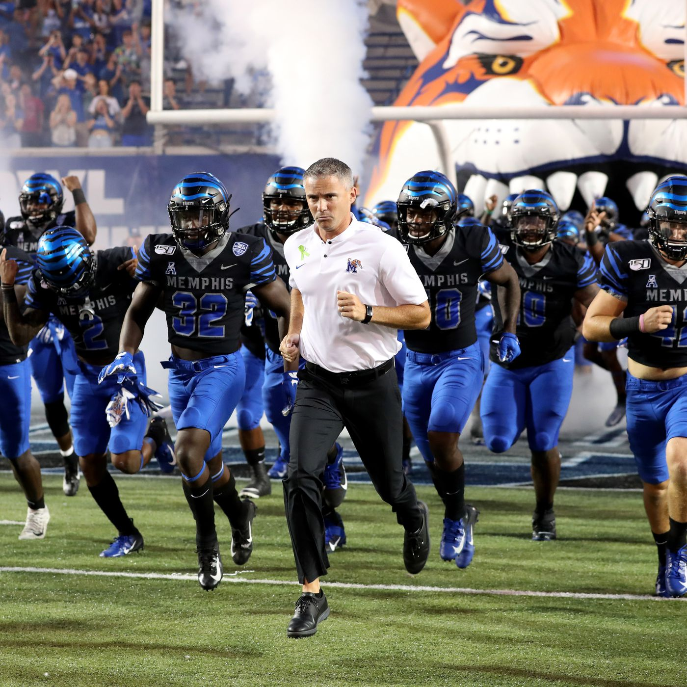 Mike Norvell And The Memphis Tigers Are The New Elvis