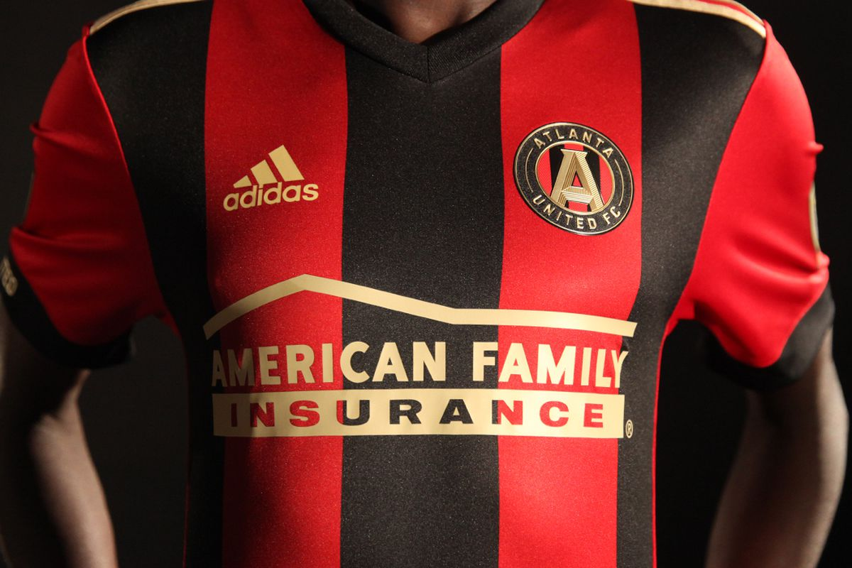 """separation shoes 06bb6 9b188 Why Atlanta United should make their """"five stripes"""" primary ..."""