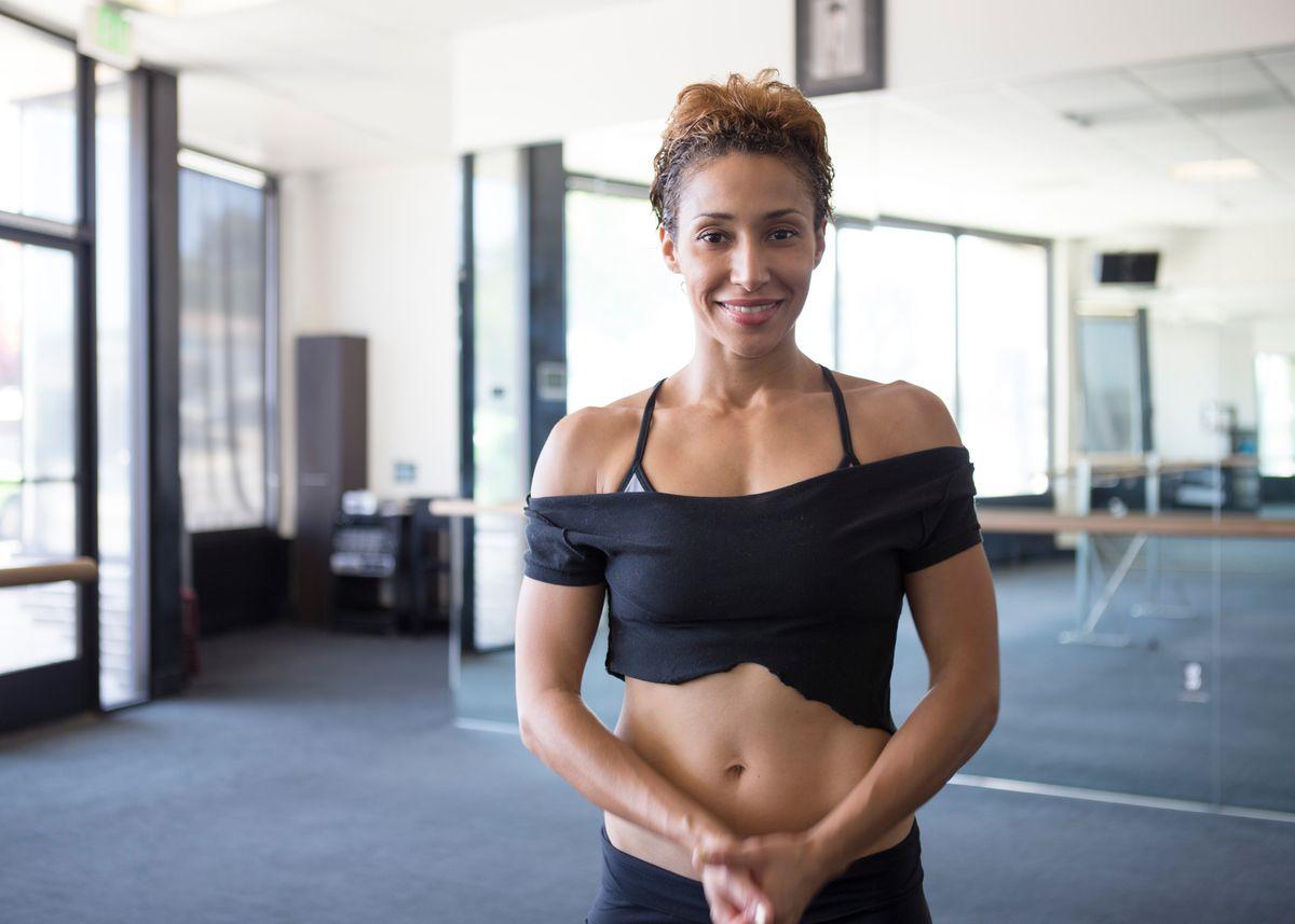 [8/17, 2pm] LA's Hottest Trainer 2015 Contestant #12: Kamilah Barrett, Cardio Barre
