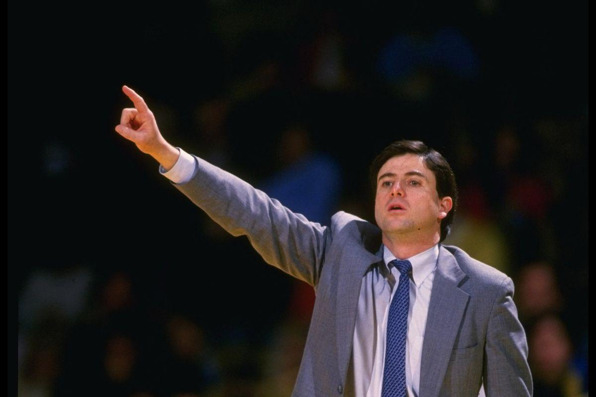 Rick Pitino Knicks