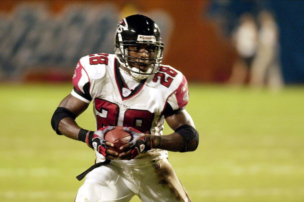 Atlanta Falcons at Miami Dolphins - August 22, 2003