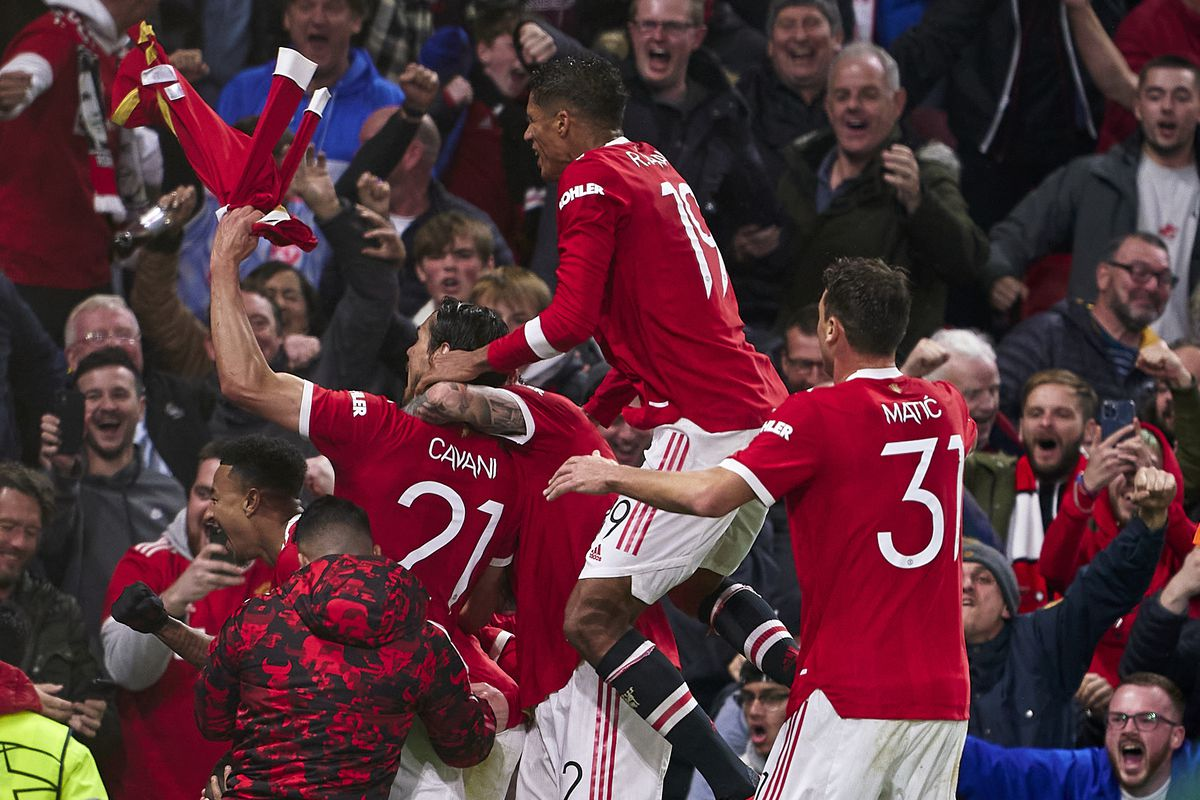 Player Ratings: Manchester United 2-1 Villarreal - The Busby Babe