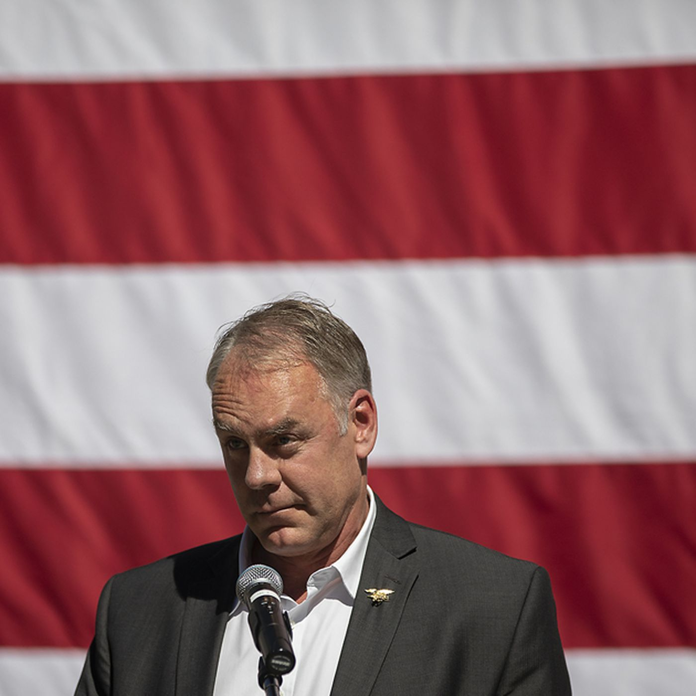 Interior Dept  reviewing Zinke ties to Halliburton head