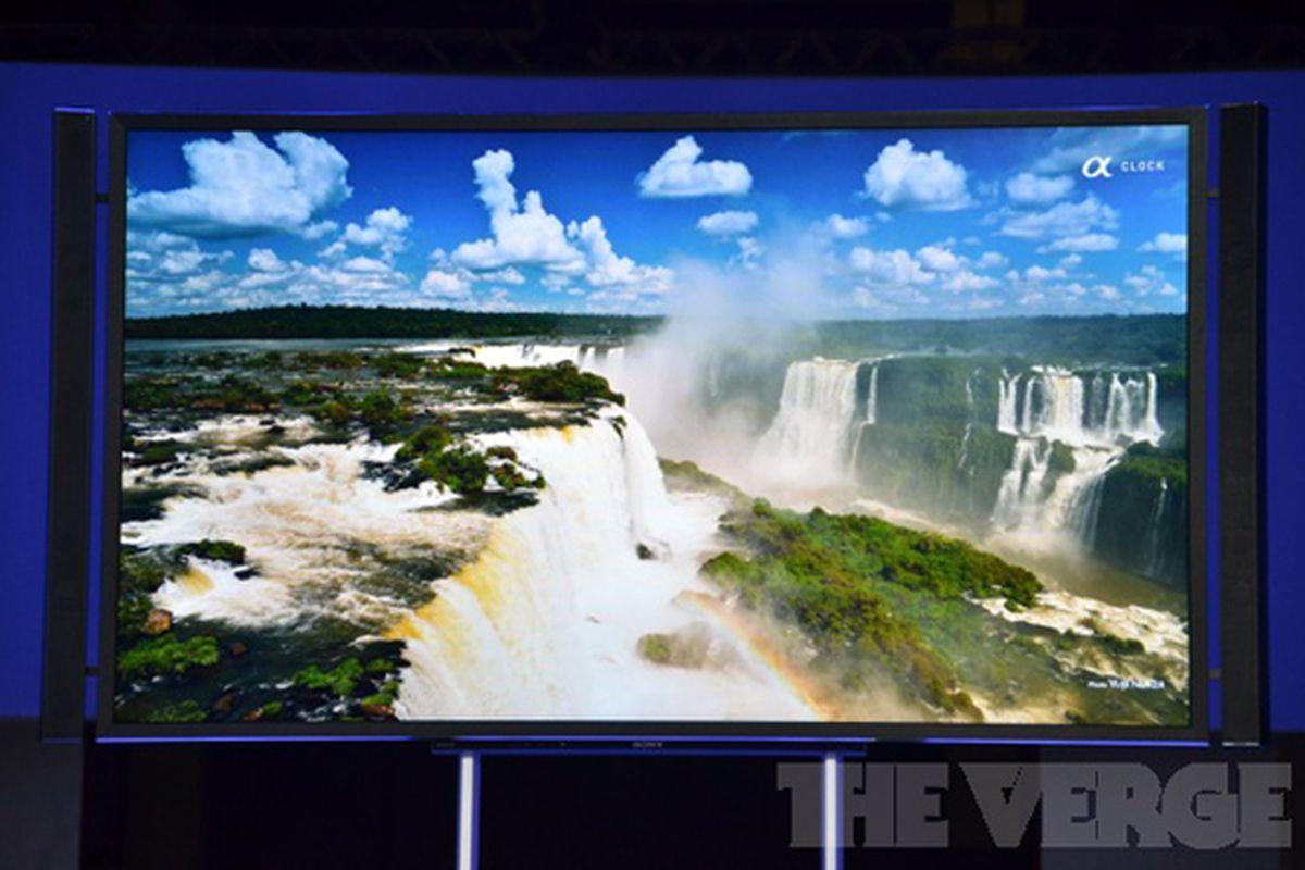 Sony 4k TV XBR-84x900