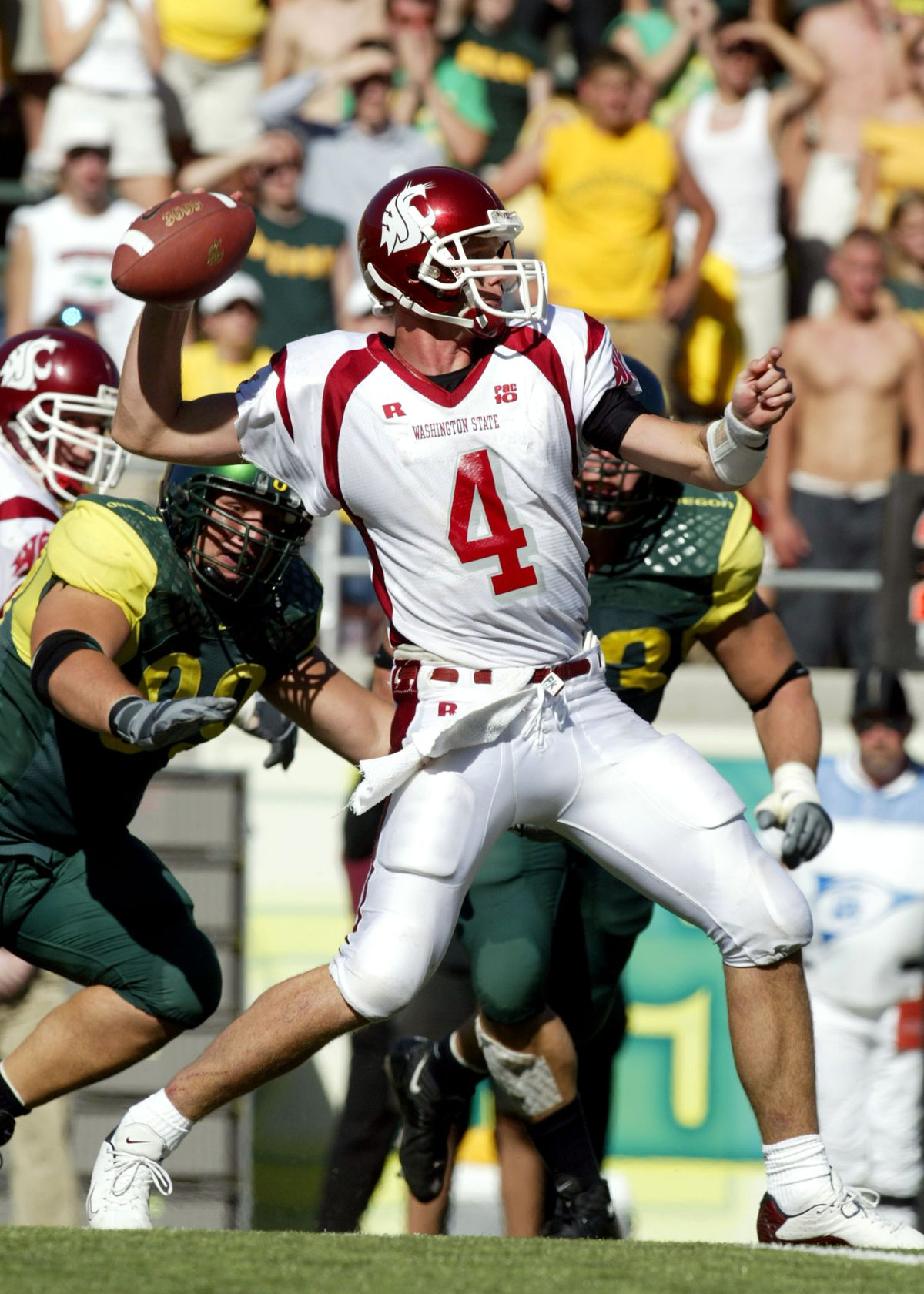 Washington State  vs Oregon September 27, 2003