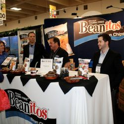 Beanitos! Yes, really. These gluten-free chips are now available in two new flavors.
