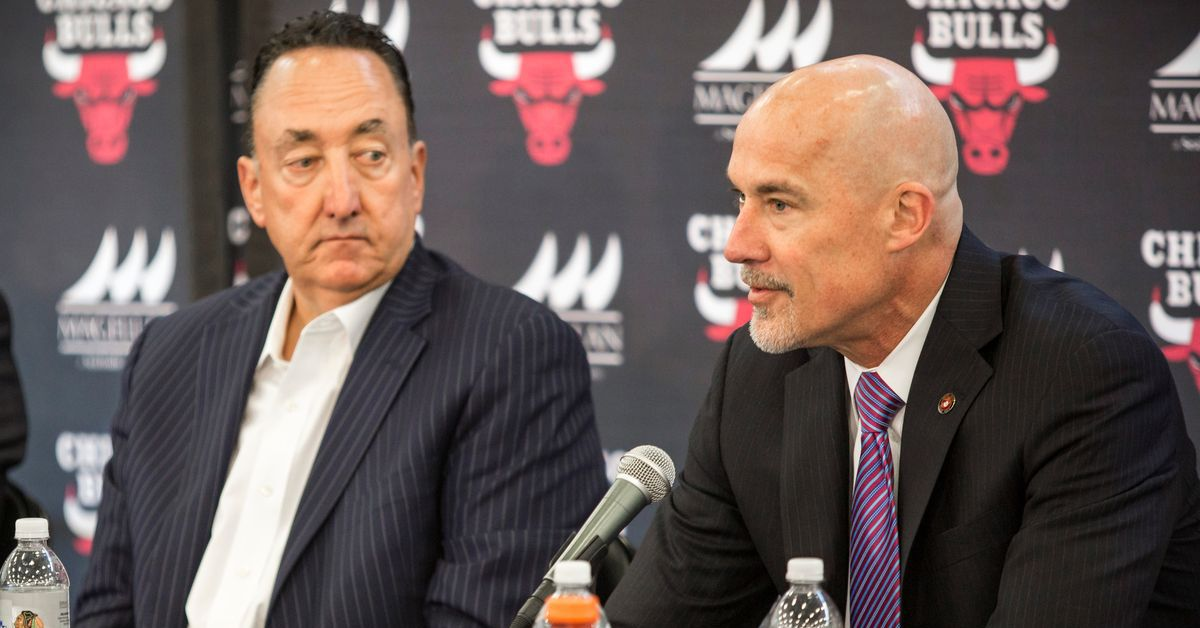 Bulls front office has used All-Star Weekend to start making changes