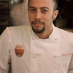 Bradley Herron, 26, Chef de Cuisine, Michael's Genuine, Miami [Photo by Jackie Sayet]