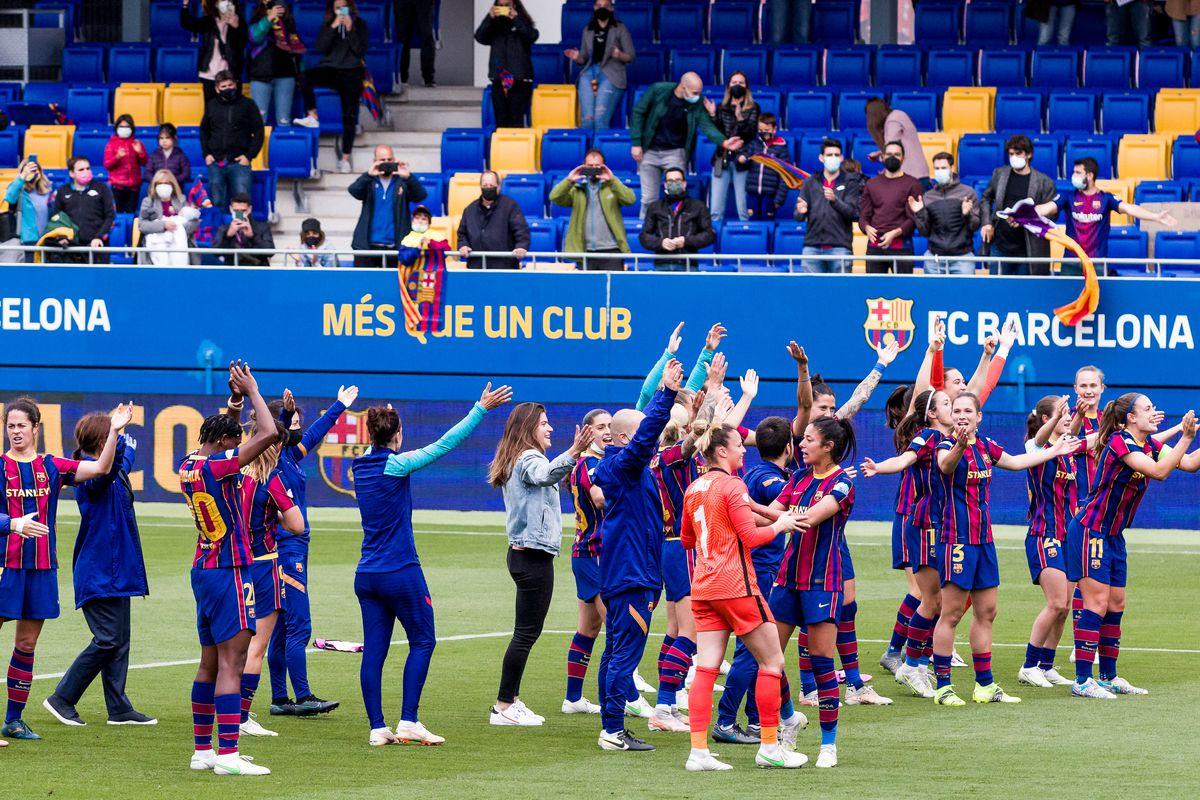 FC Barcelona V Paris Saint-Germain - UEFA Women Champions League - Semifinals: Leg Two