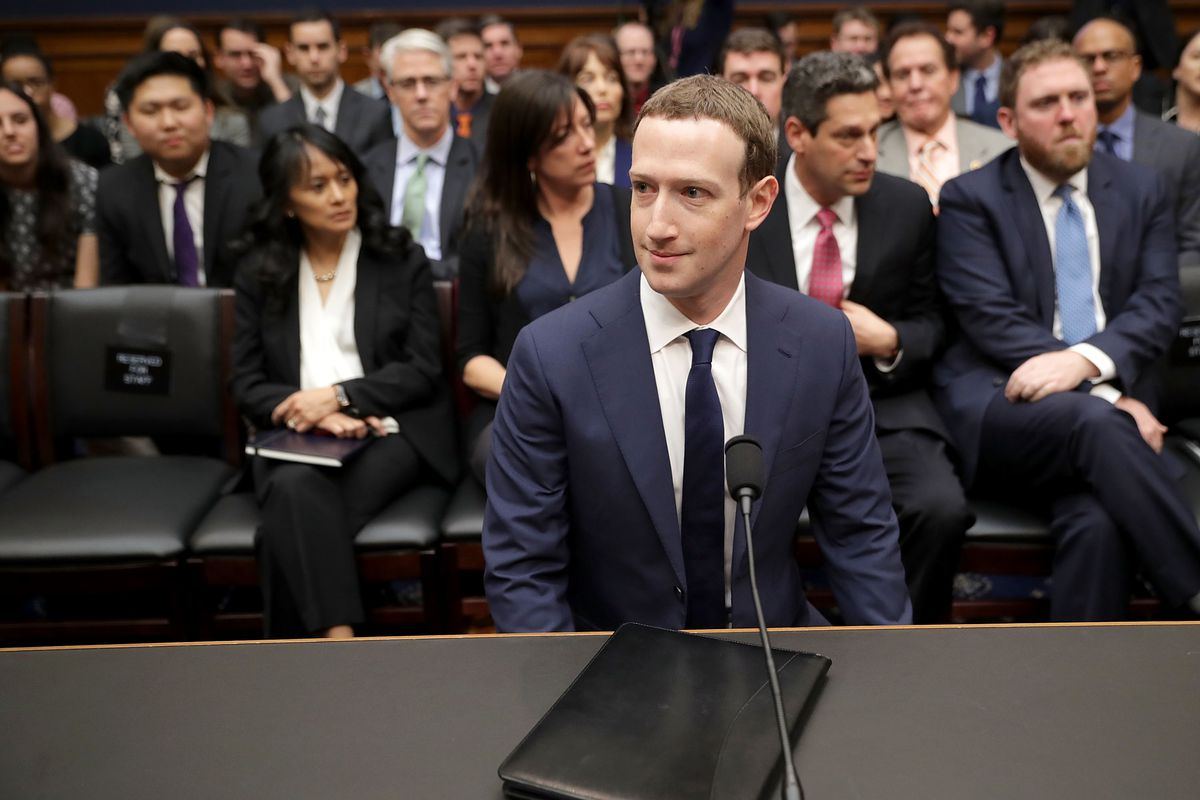 Image result for Oh My! 46 of 55 House Committee Members Received Money from Facebook