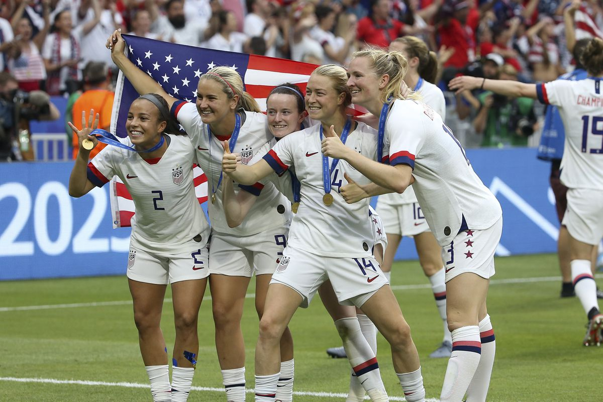 Mapping out the USWNT's future - SBNation com