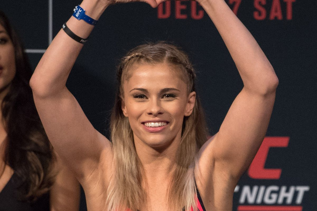 MMA: UFC Fight Night-VanZant vs Waterson-Weigh Ins