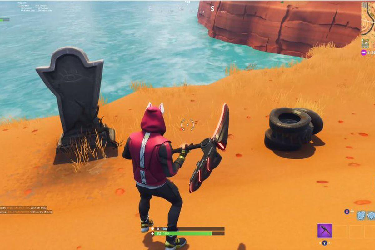 Fortnite's famous rescue mission now has a permanent