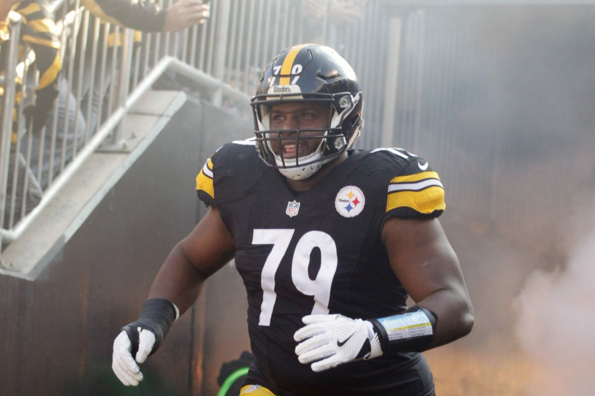 brand new bc3ff 6c038 Report: Steelers NT Javon Hargrave leaves workout with ...