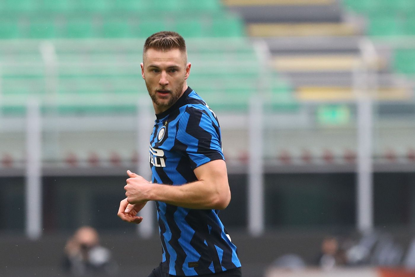 Why Milan Skriniar Does Not Belong In Conte S System Serpents Of Madonnina