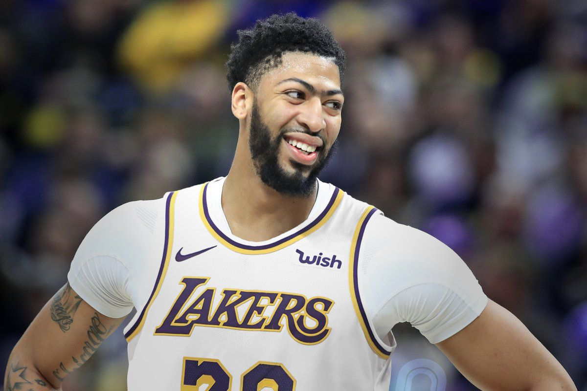 Lakers News Anthony Davis Wants To Win Defensive Player Of