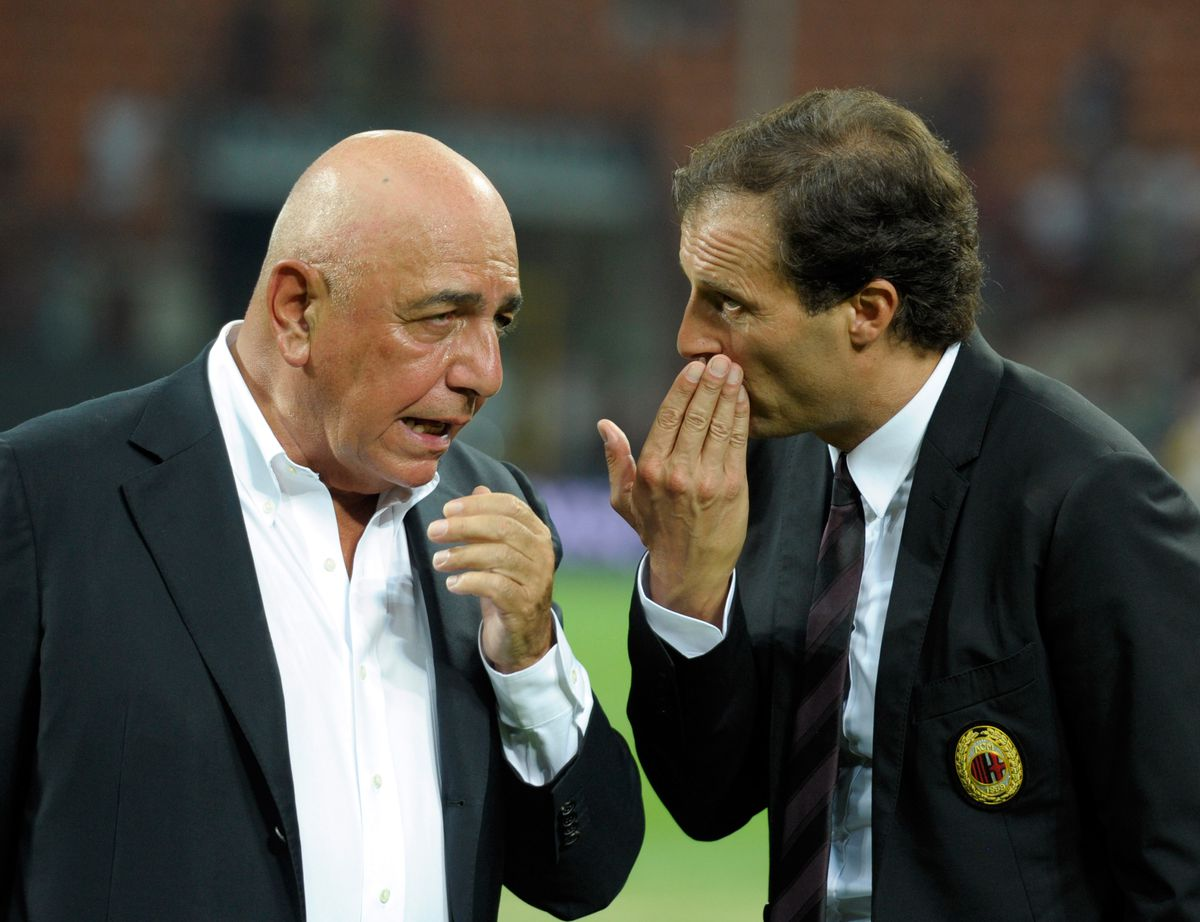 AC Milan v Jucentus FC - Berlusconi Trophy