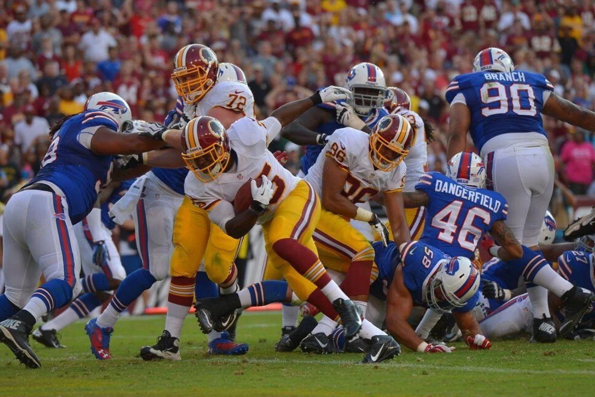 Redskins vs Bills Week 9: Five Questions with Buffalo Rumblings - Hogs Haven