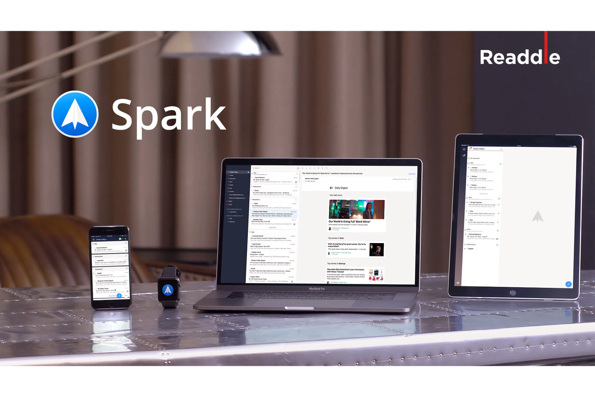 Spark email arrives for the Mac - The Verge