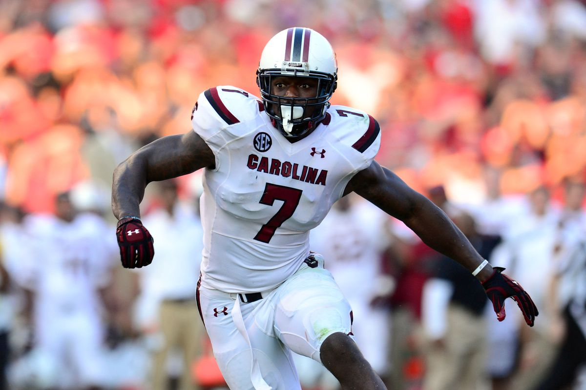 jadeveon clowney south carolina jersey