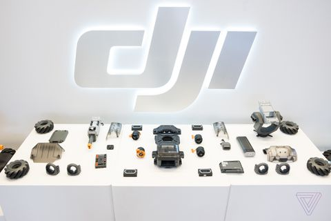 Dji S Newest Drone Is A 499 Tank Meant To Teach Kids How To Code The Verge