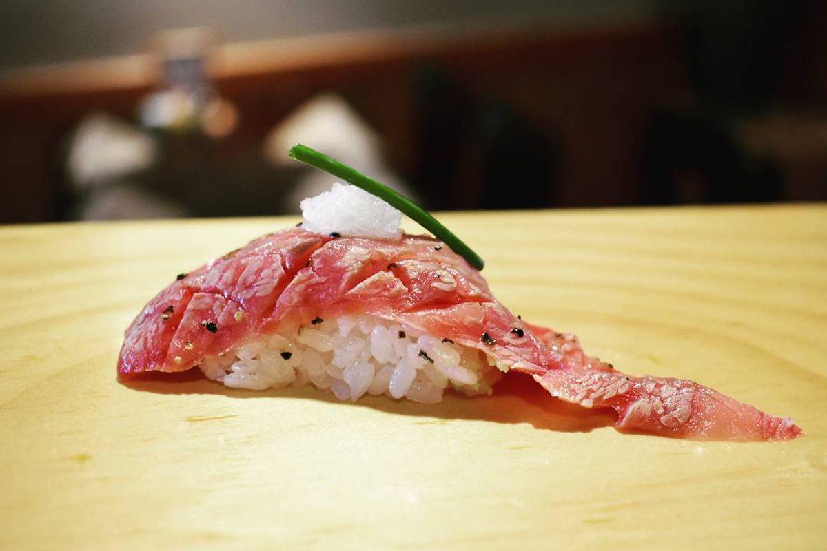Nippon Chef Naoki Yoshida Is Plotting A Modern Japanese