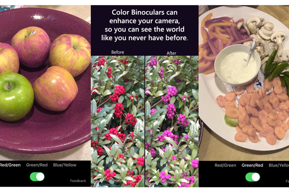 how to tell if you are red green colorblind