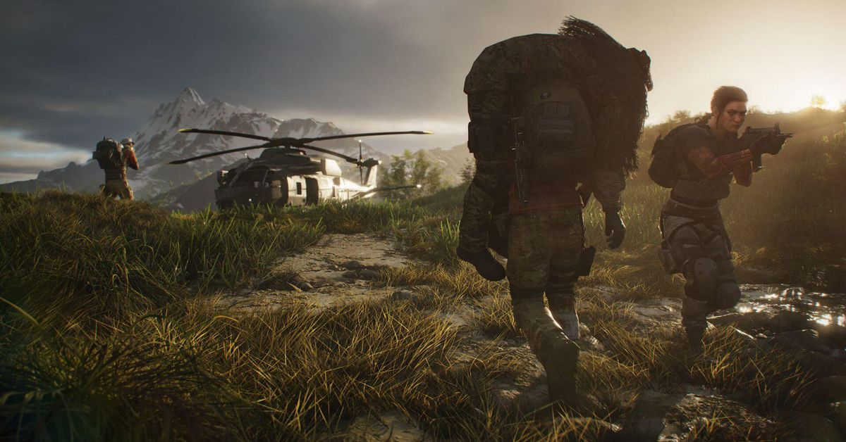 Every item in Ghost Recon Breakpoint can be purchased with real money