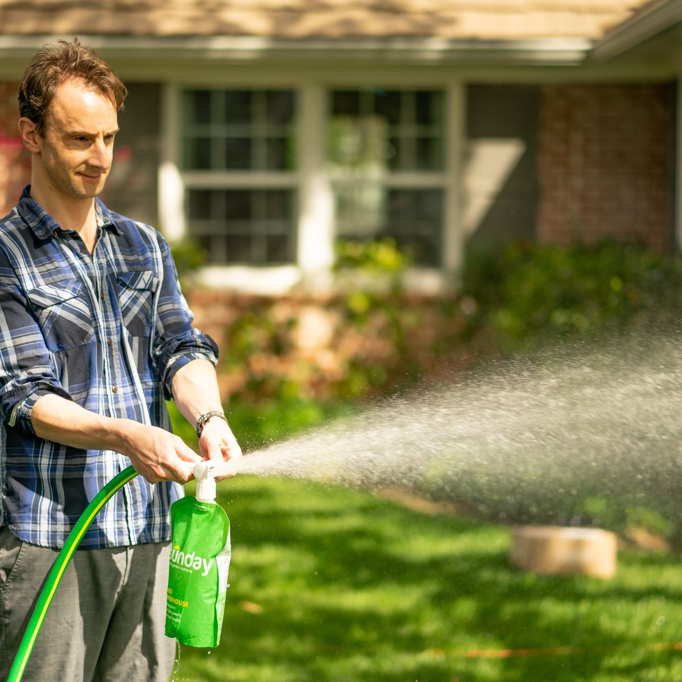 Lawn Care Startup Sunday Wants To