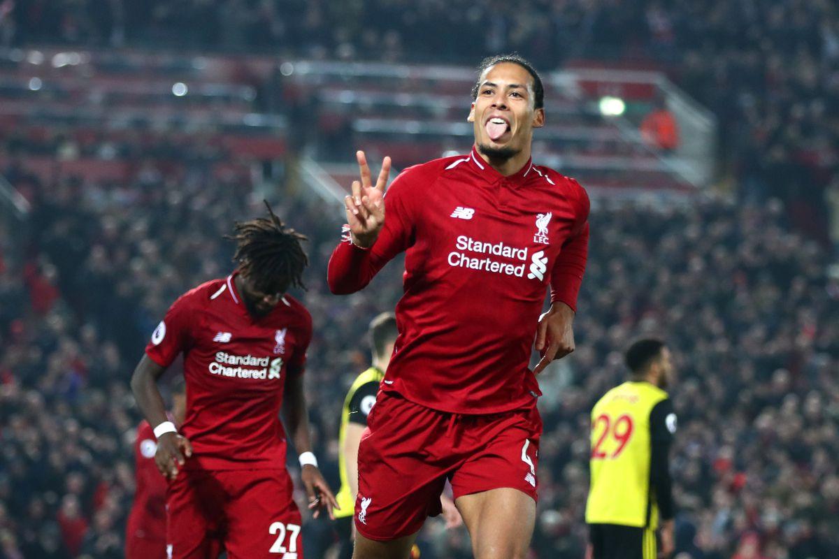 Liverpool FC v Watford FC - Premier League