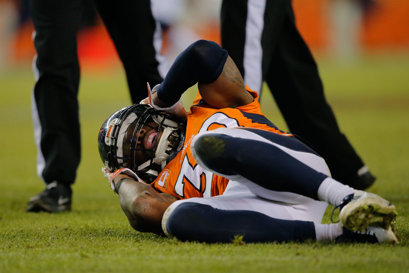 Repeated Head Hits Not Just Concussions >> Super Bowl 2019 Football Concussions The Link Between Head