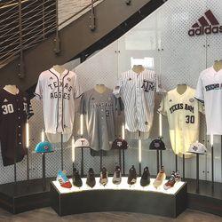 2018 Texas A&M baseball uniforms