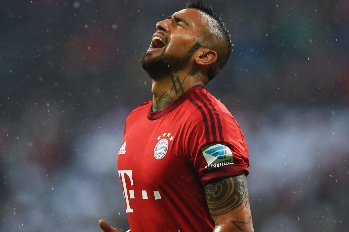 reputable site 6313c f3243 Should Bayern Munich fans give up on Arturo Vidal ...