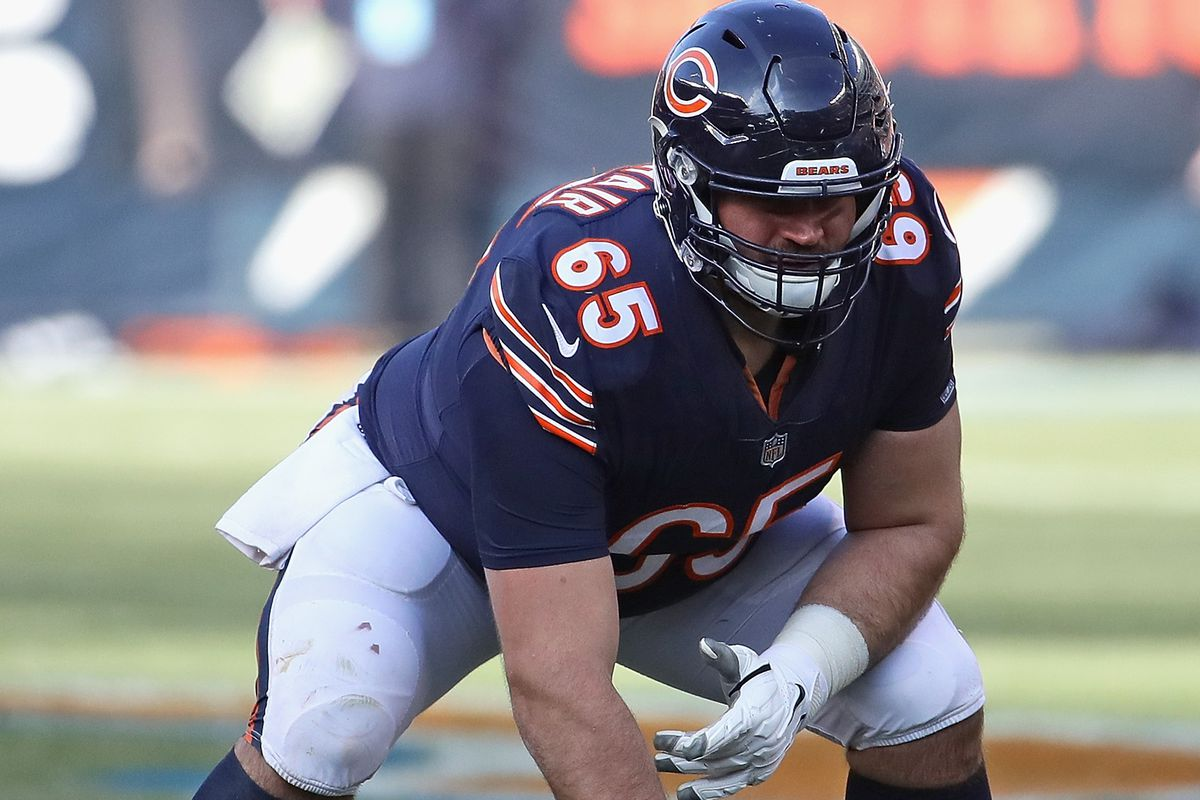 Bears expected to start Cody Whitehair at center - Chicago Sun-Times