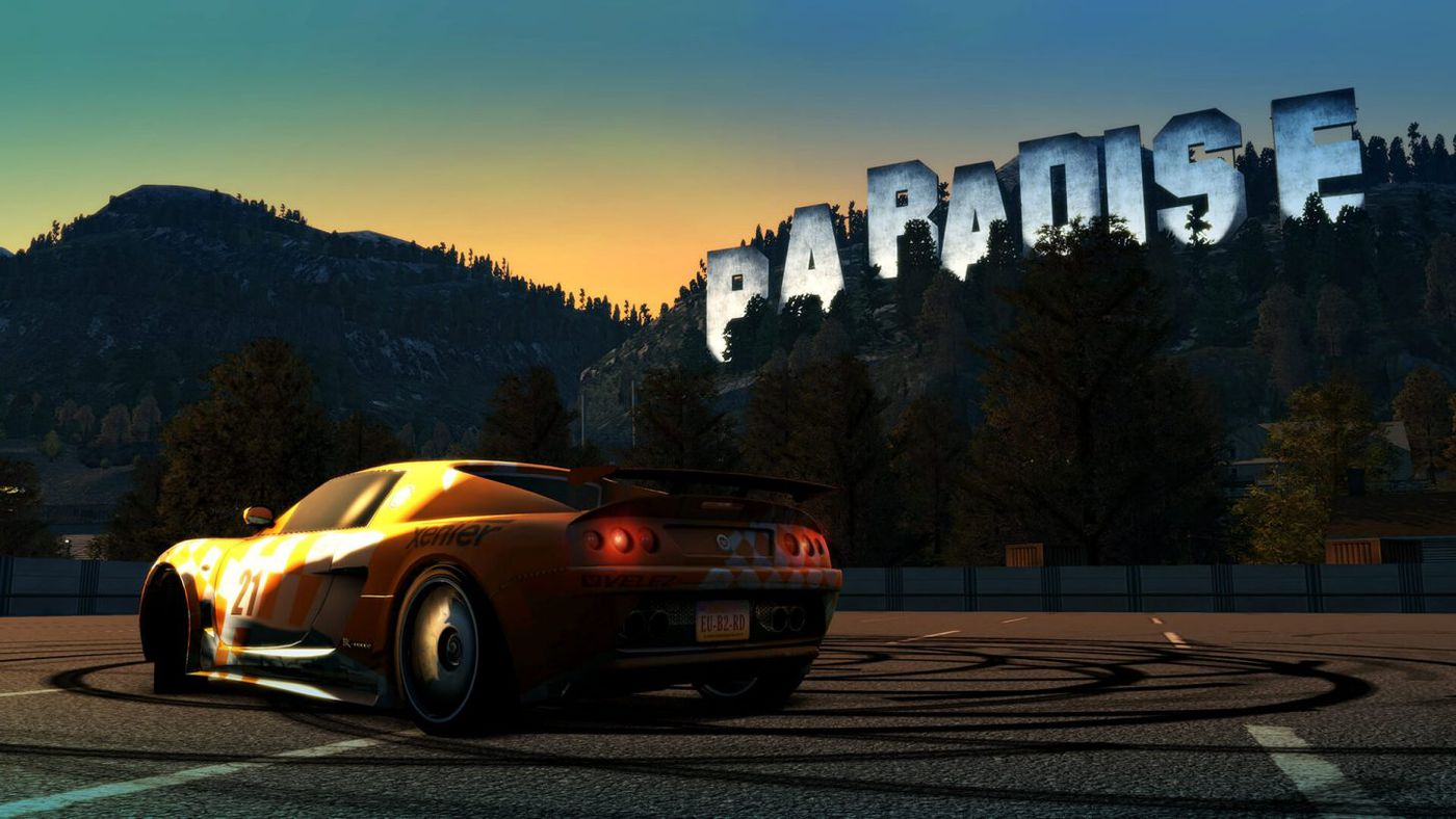 Burnout Paradise Was Ahead Of Its Time And The New Remaster Feels Timeless The Verge