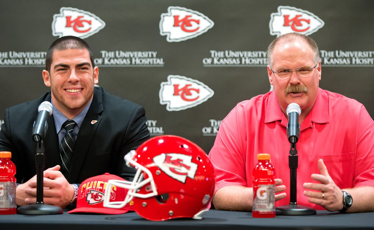 Eric Fisher intro news conference